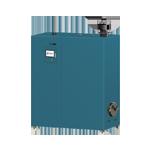 小型卧式生物质热水锅炉